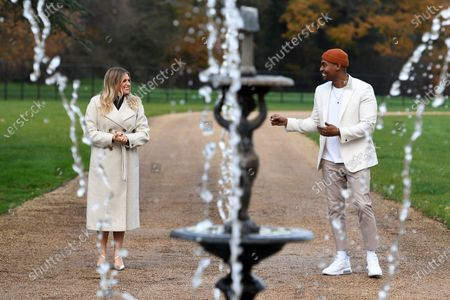 Editorial photo of Exclusive - 'Celebs Go Dating' TV show reveal, Sussex, UK - 23 Nov 2020