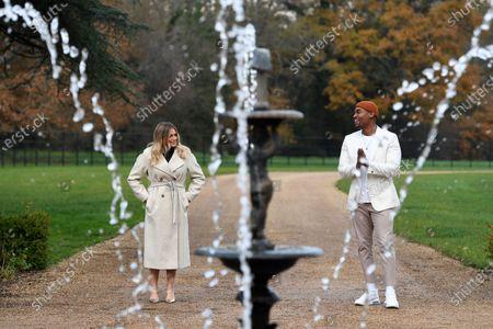 Exclusive - Anna Williamson & Paul Carrick Brunson