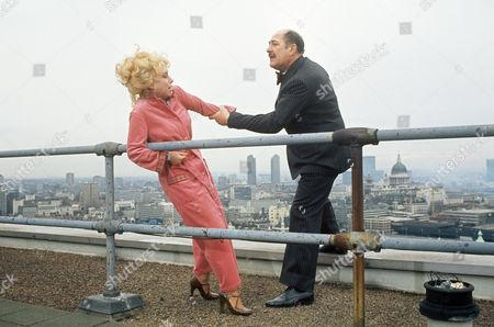 Barbara Windsor and Alfred Marks