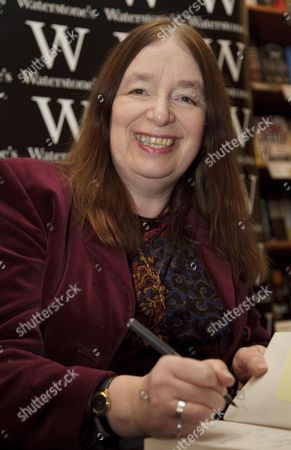 Editorial photo of Alison Weir 'The Six Wives of Henry VIII'  book signing, Waterstone's, Peterborough, Britain - 29 Jan 2010