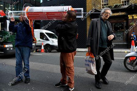 Editorial picture of Anti-Vaccine Protest, London, UK - 24 Nov 2020