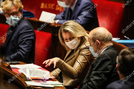 Editorial image of Questions to the government at the National Assembly, Paris, France - 24 Nov 2020