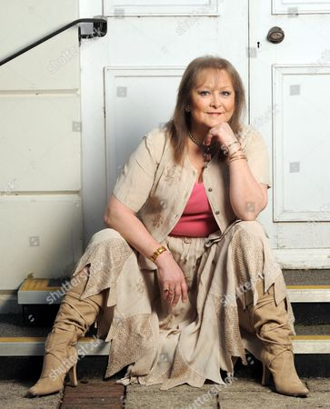 Stock Picture of Jenny Hanley - 27 Feb 2009