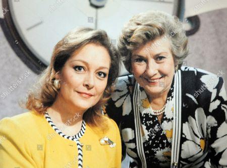 Jenny Hanley and Dinah Sheridan