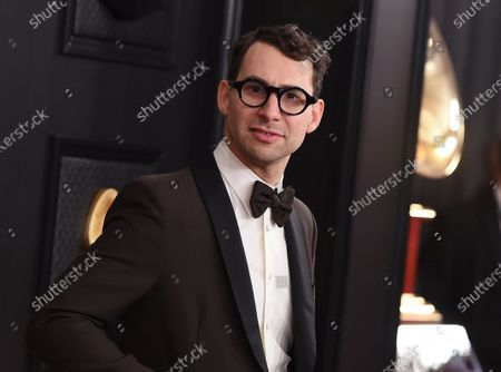 Jack Antonoff arrives at the 62nd annual Grammy Awards, in Los Angeles. Antonoff, along with Dan Auerbach, Dave Cobb, Flying Lotus and Andrew Watt were nominated for a Grammy for non-classical best engineered album and non-classical producer of the year