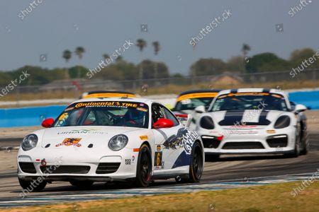 Editorial picture of Porsche, Round 2 - Sebring, Florida, USA - 16 Mar 2016