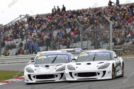 Ginetta GT4 Supercup, Brands Hatch, 2-3 April 2016. John Wall (GBR) Century Motorsport Ginetta G55  World copyright. Ebrey/LAT Photographic