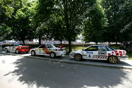 Editorial picture of 2006 Goodwood Festival of Speed - 08 Jul 2006