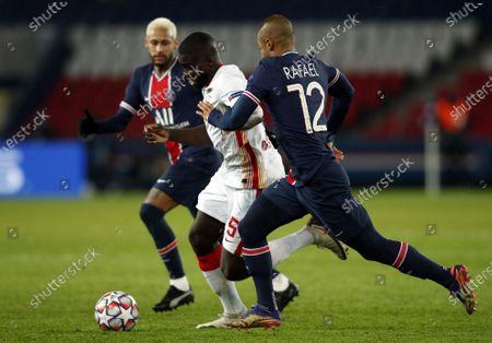 Editorial picture of Paris Saint Germain vs RB Leipzig, France - 24 Nov 2020