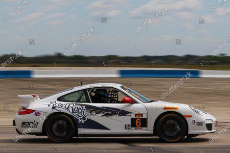 Editorial image of Porsche, Round 2 - Sebring, Florida, USA - 17 Mar 2016