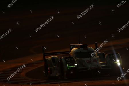 2015 FIA World Endurance Championship Bahrain 6-Hours Bahrain International Circuit, Bahrain Saturday 21 November 2015. Marcel F?ssler, Andr? Lotterer, Beno?t Tr?luyer (#7 LMP1 Audi Sport Team Joest Audi R18 e-tron quattro). World Copyright: Alastair Staley/LAT Photographic