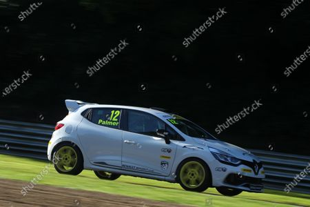 2015 Renault Clio Cup, Brands Hatch, Kent. 9th - 11th October 2015. Ben Palmer (GBR) 20Ten Racing Renault Clio Cup. World Copyright: Ebrey / LAT Photographic.