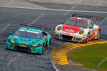 Editorial photo of Porsche, Round 1 - Daytona, Florida, USA - 30 Jan 2016