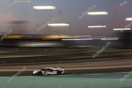 2015 FIA World Endurance Championship Bahrain 6-Hours Bahrain International Circuit, Bahrain Saturday 21 November 2015. Alexander Wurz, St?phane Sarrazin, Mike Conway (#2 LMP1 Toyota Racing Toyota TS 040 Hybrid). World Copyright: Sam Bloxham/LAT Photographic
