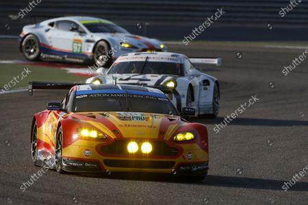 Editorial image of WEC, Round 8 - 6 Hours of Bahrain, Bahrain International Circuit, Bahrain - 21 Nov 2015