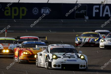 Editorial image of WEC, Round 8 - 6 Hours of Bahrain, Bahrain International Circuit, Bahrain - 21 Nov 2015