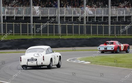 Editorial image of Goodwood Revival, 2015 Goodwood Revival, Goodwood Circuit, United Kingdom - 13 Sep 2015