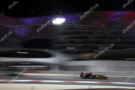 2015 GP2 Series Test 3. Yas Marina Circuit, Abu Dhabi, United Arab Emirates. Wednesday 2 December 2015. Alex Fontana (SUI, Rapax)  World Copyright: Sam Bloxham/LAT Photographic.
