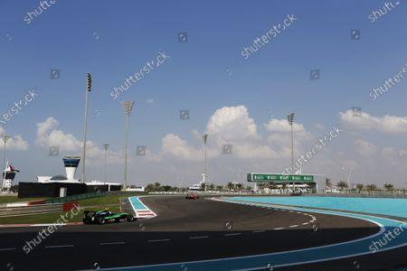 2015 GP3 Series Round 9. Yas Marina Circuit, Abu Dhabi, United Arab Emirates. Sunday 29 November 2015. Alex Fontana (SUI, Status Grand Prix). Photo: Zak Mauger/GP3 Series Media Service.