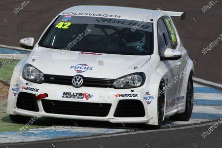 2015 Volkswagen Cup,  Donington Park, 12th-13th September 2015, Phil Morris  World Copyright. Jakob Ebrey/LAT Photographic