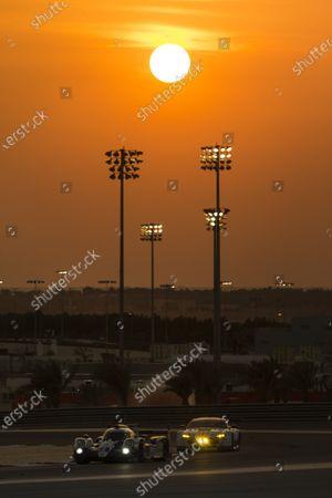 2015 FIA World Endurance Championship Bahrain 6-Hours Bahrain International Circuit, Bahrain Saturday 21 November 2015.Alexander Wurz, St?phane Sarrazin, Mike Conway (#2 LMP1 Toyota Racing Toyota TS 040 Hybrid). World Copyright: Sam Bloxham/LAT Photographic