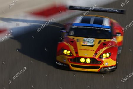 Editorial picture of WEC, Round 8 - 6 Hours of Bahrain, Bahrain International Circuit, Bahrain - 21 Nov 2015
