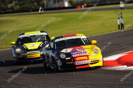 Editorial image of Porsche, Round 5 - Snetterton 300, Snetterton, United Kingdom - 22 Aug 2015