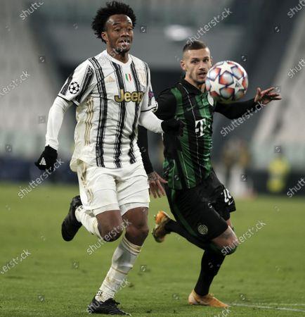 Editorial photo of Italy Turin Football Uefa Champions League Group G Juventus vs Ferencvaros - 24 Nov 2020