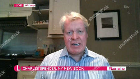 Stock Image of Earl Spencer
