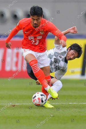 Editorial photo of Guangzhou Evergrande vs Vissel Kobe, Doha, Qatar - 25 Nov 2020