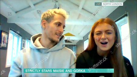 Gorka Marquez and Maisie Smith