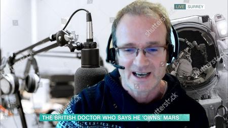 Stock Image of Dr. Phil Davies