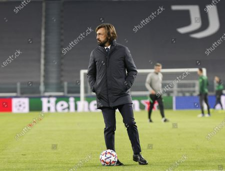 Editorial photo of Champions League Juventus vs Ferencvaros, Turin, Italy - 24 Nov 2020