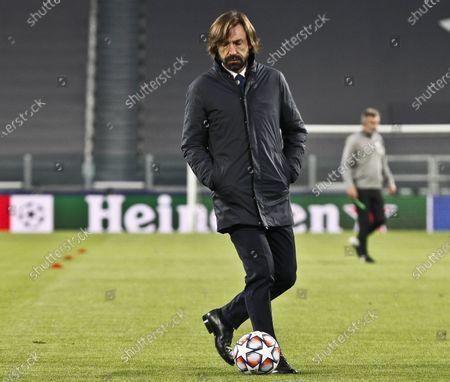 Editorial image of Champions League Juventus vs Ferencvaros, Turin, Italy - 24 Nov 2020