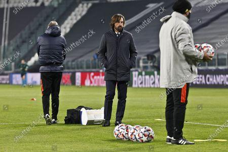 Editorial picture of Champions League Juventus vs Ferencvaros, Turin, Italy - 24 Nov 2020