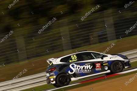 2015 Renault Clio Cup, Brands Hatch, Kent. 9th - 11th October 2015. Tom Butler (GBR) 20Ten Racing Renault Clio Cup. World Copyright: Ebrey / LAT Photographic.