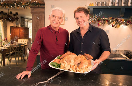 Editorial photo of 'How To Spend It Well At Christmas' TV Show, Series 4, Episode 3, UK - 15 Dec 2020
