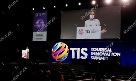 Editorial picture of Queen Letizia inaugurates the Tourism Innovation Summit 2020, Sevilla Es Es, Spain - 25 Nov 2020