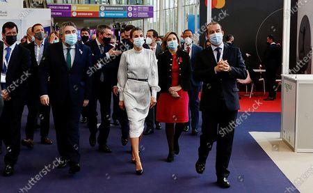 Editorial image of Queen Letizia inaugurates the Tourism Innovation Summit 2020, Sevilla Es Es, Spain - 25 Nov 2020
