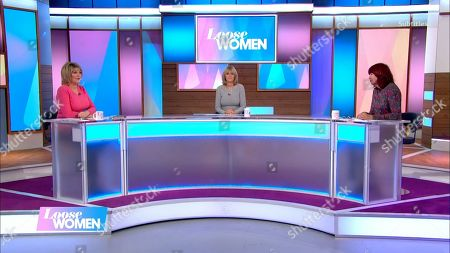 Ruth Langsford, Jane Moore and Janet Street-Porter
