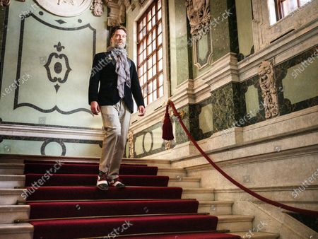 """Rufus Wainwright in Stockholm ahead of the October premiere of the """"Prima Donna"""" at the Royal Swedish Opera in Stockholm, Sweden. Rufus Wainwright has written the libretto and music for the opera."""