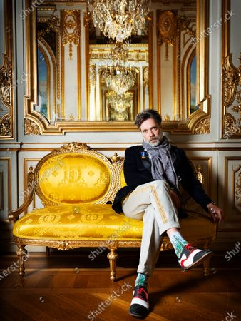 Editorial picture of Rufus Wainwright photocall, Stockholm, Sweden - 24 Sep 2020