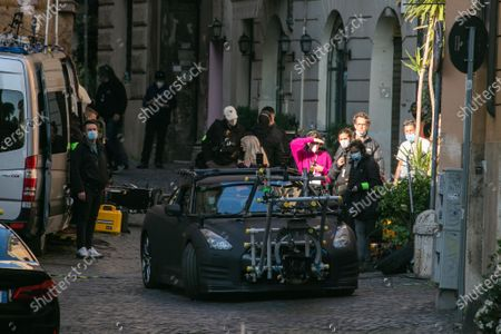 Editorial picture of Mission Impossible 7 - Libra' on set filming, Rome, Italy - 25 Nov 2020