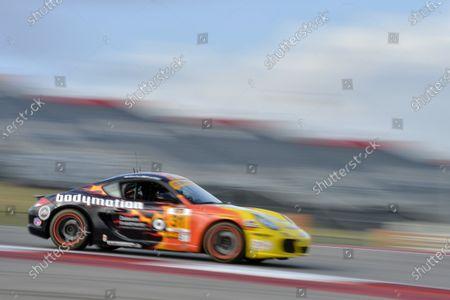 16-18 September 2015, Austin, Texas USA 87, Porsche, Cayman, ST, Jim Jonsin, Remo Ruscitti ?2015, Scott R LePage  LAT Photo USA