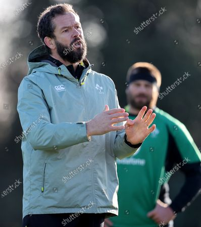 Editorial picture of Ireland Rugby Squad Training, IRFU High Performance Centre, Sport Ireland Campus, Blanchardstown, Dublin - 25 Nov 2020