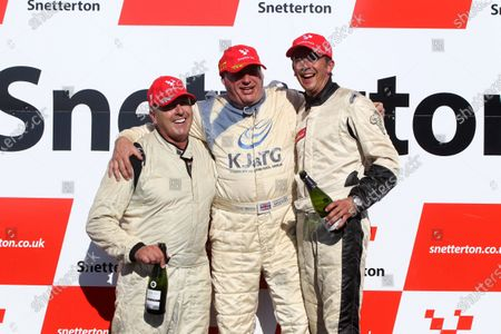Editorial picture of Porsche, Round 5 - Snetterton 300, Snetterton, United Kingdom - 22 Aug 2015
