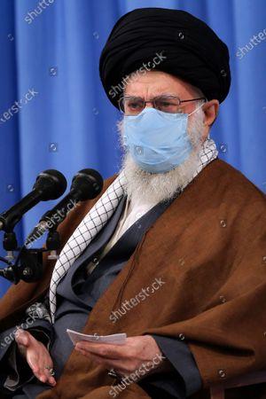 Editorial image of Iranian president Hassan Rouhani, Tehran, Iran - 25 Nov 2020