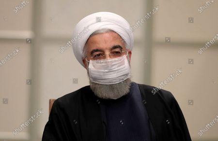 Editorial picture of Iranian president Hassan Rouhani, Tehran, Iran - 25 Nov 2020