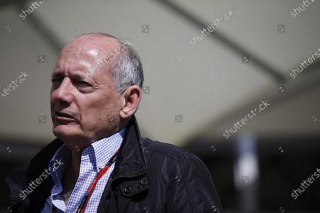 Circuit Gilles Villeneuve, Montreal, Canada. Saturday 6 June 2015. Ron Dennis, Executive Chairman, McLaren Automotive. World Copyright: Glenn Dunbar/LAT Photographic.