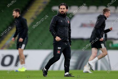 Assistant Head Coach Giuseppe Rossi